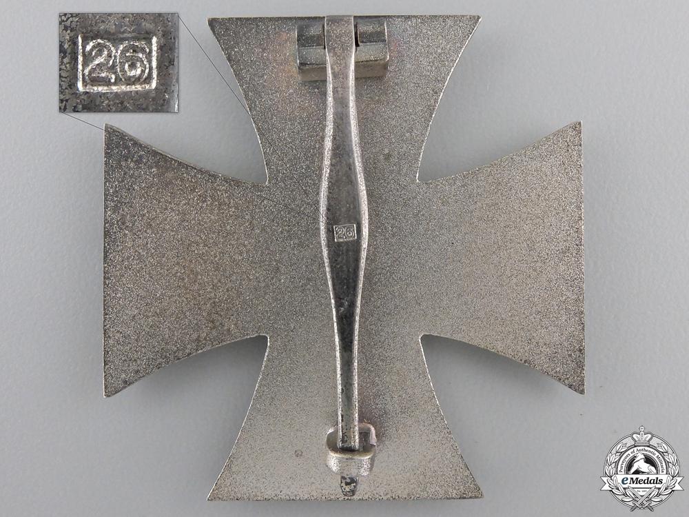 A Mint Iron Cross First Class 1914 by B. H. Mayer, Pforzheim