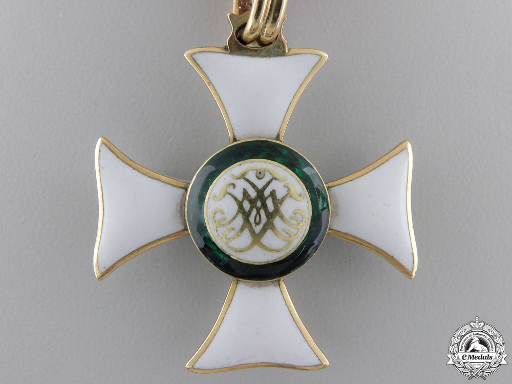 A Napoleonic Order of Maria Theresa to the von Pittel Family