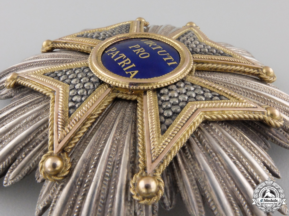 a seldomly awarded milit r max joseph orden