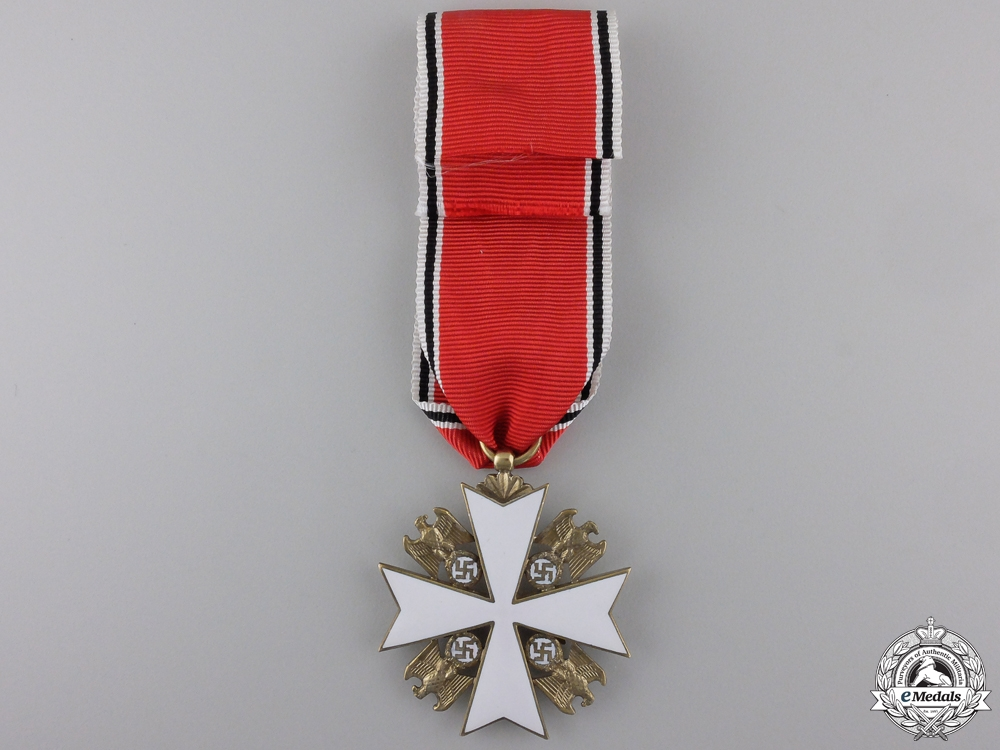 A German Eagle Order by Zimmermann ; Third Class