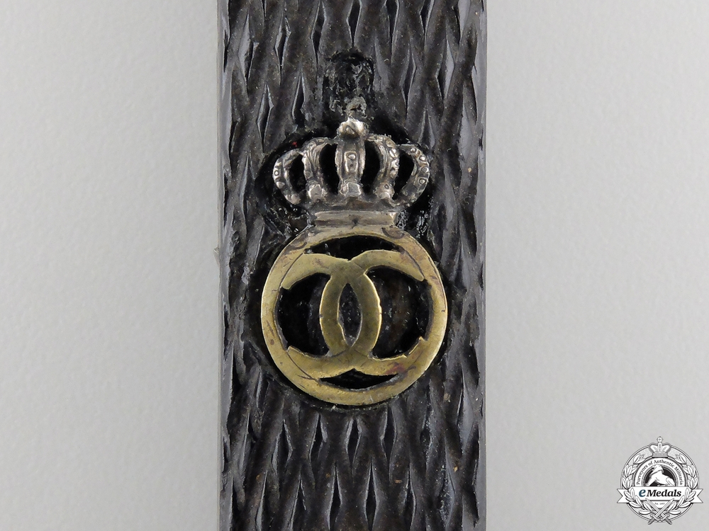 An Altered Royal Romanian Army Officers Dress Daggerconsign #41