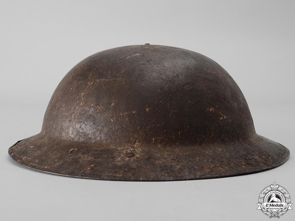 A First War Mark II Royal Canadian Horse Artillery Helmet