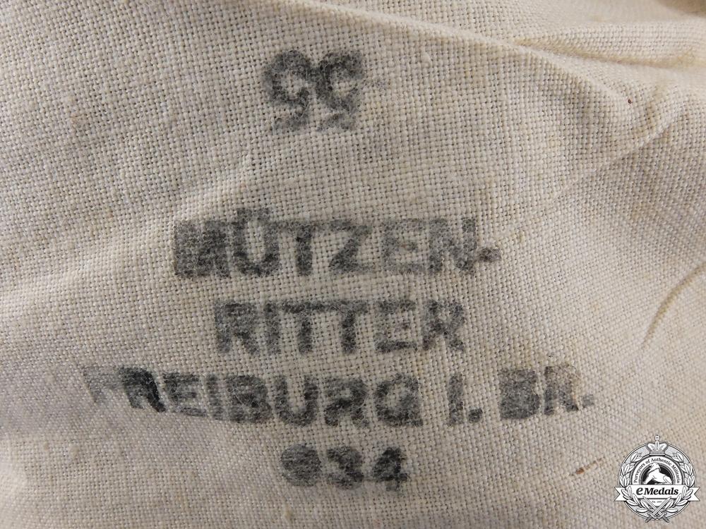 A Rare RAD (Reichsarbeitsdienst) Drillichmütze