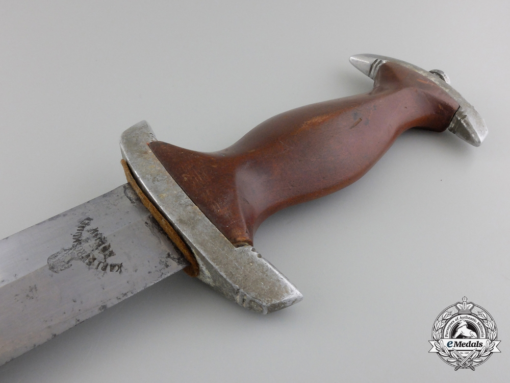 An NPEA Headmaster Dagger by Karl Burgsmüller