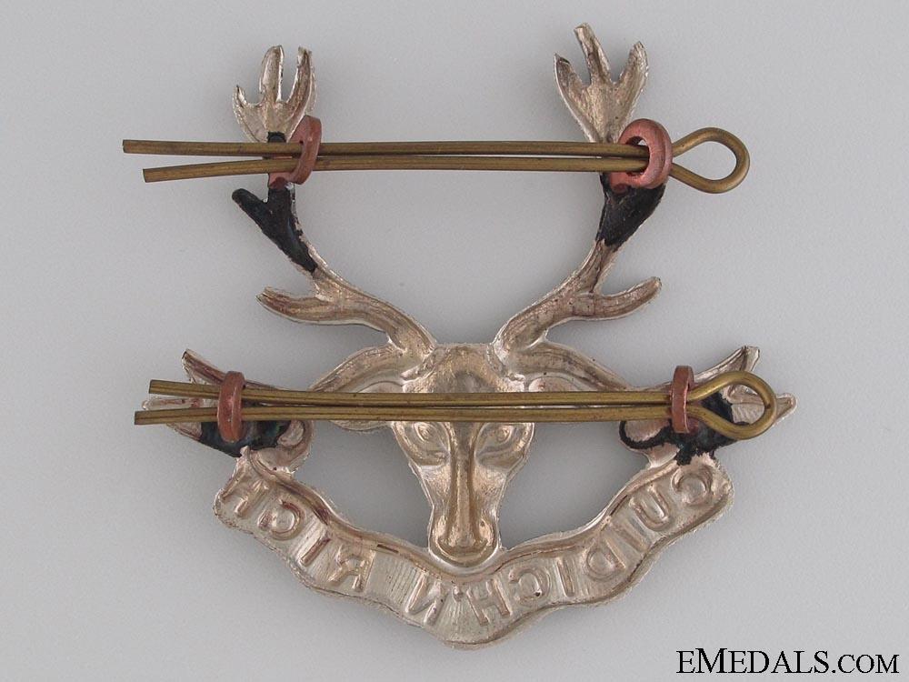 231st Bn Seaforth Highlanders of Canada Badge