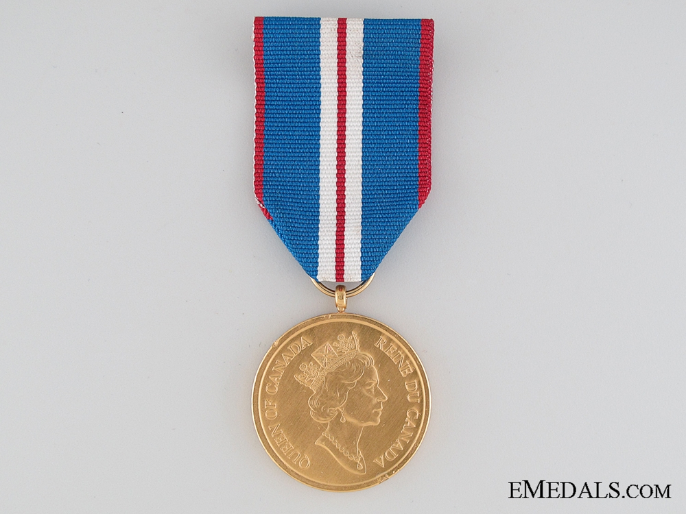 Queen Elizabeth II Golden Jubilee Medal 1952-2002