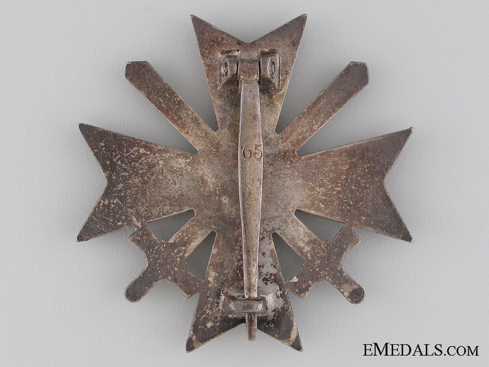 War Merit Cross 1st Class by Klein & Quenzer