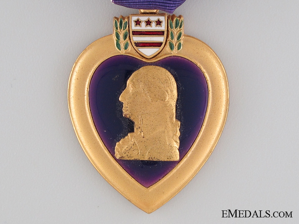 Purple Heart to August Rothdeutsch