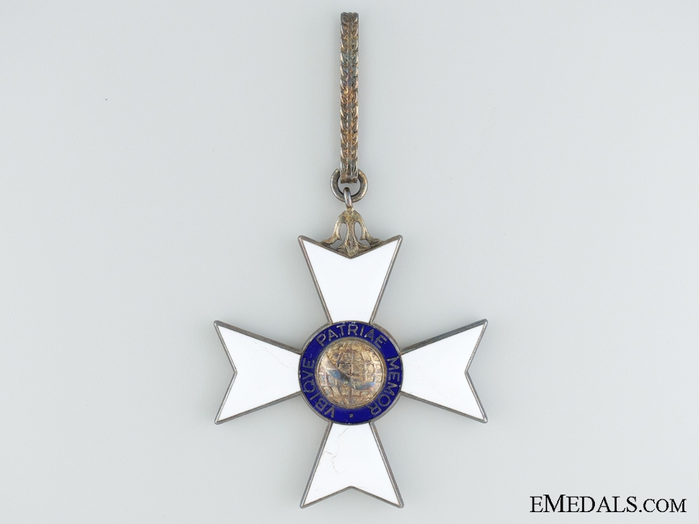 The Brazilian Order of Rio Branco; Commander