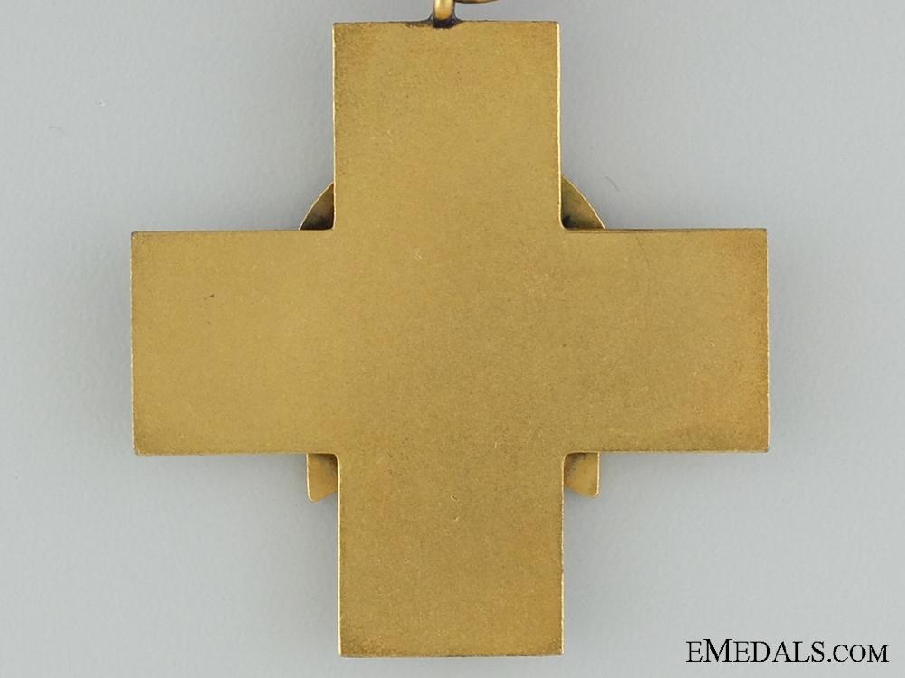 A Cased German Social Welfare Decoration; Third Class