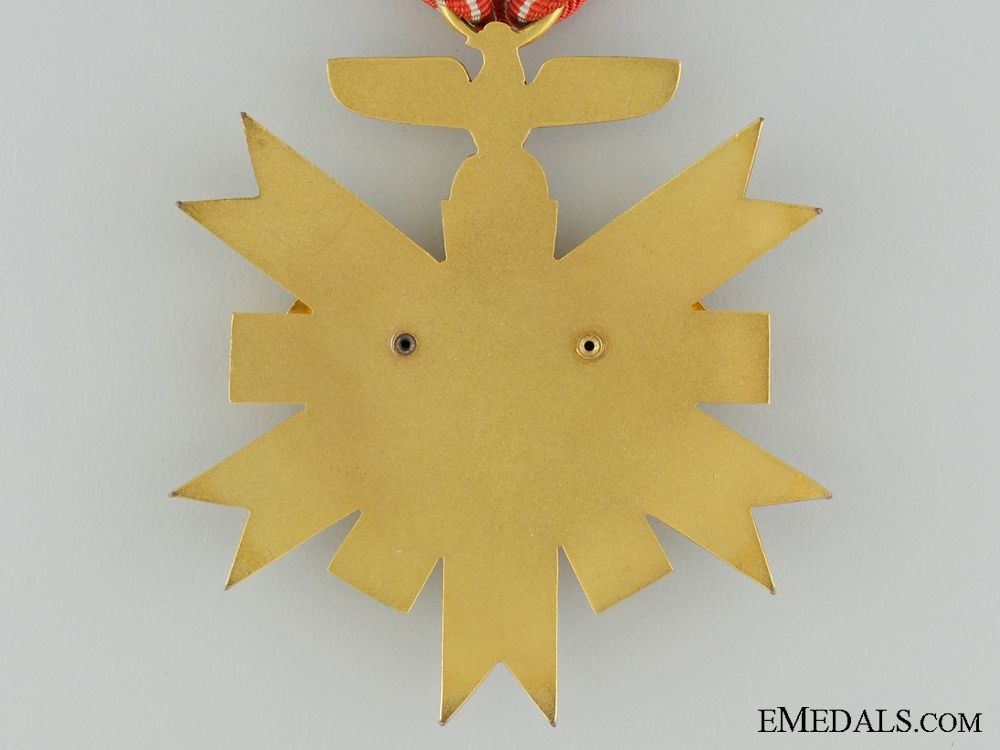 A Second Class German Olympic Merit Cross