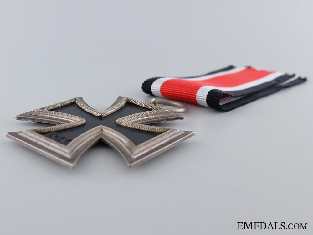 A Second War Iron Cross 2nd Class 1939; Marked