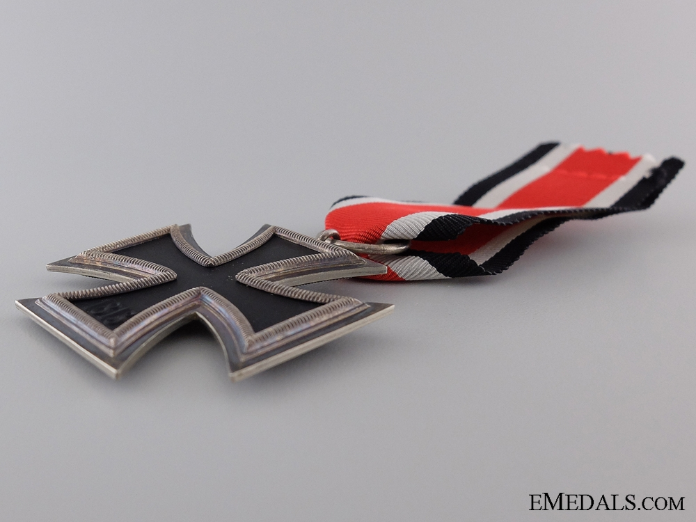 1939 Second Class Iron Cross; Unmarked