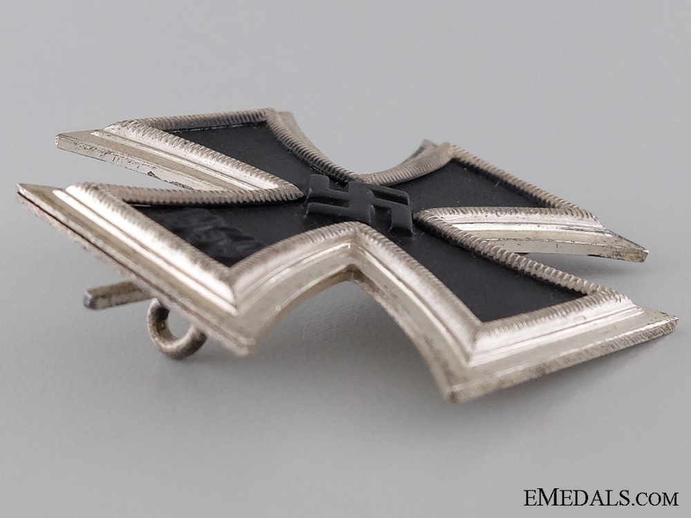 A Mint Cased Iron Cross First Class by Klein & Quenzer