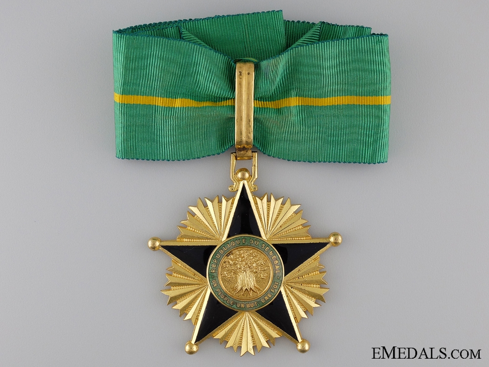 The Order of National Merit of Senegal