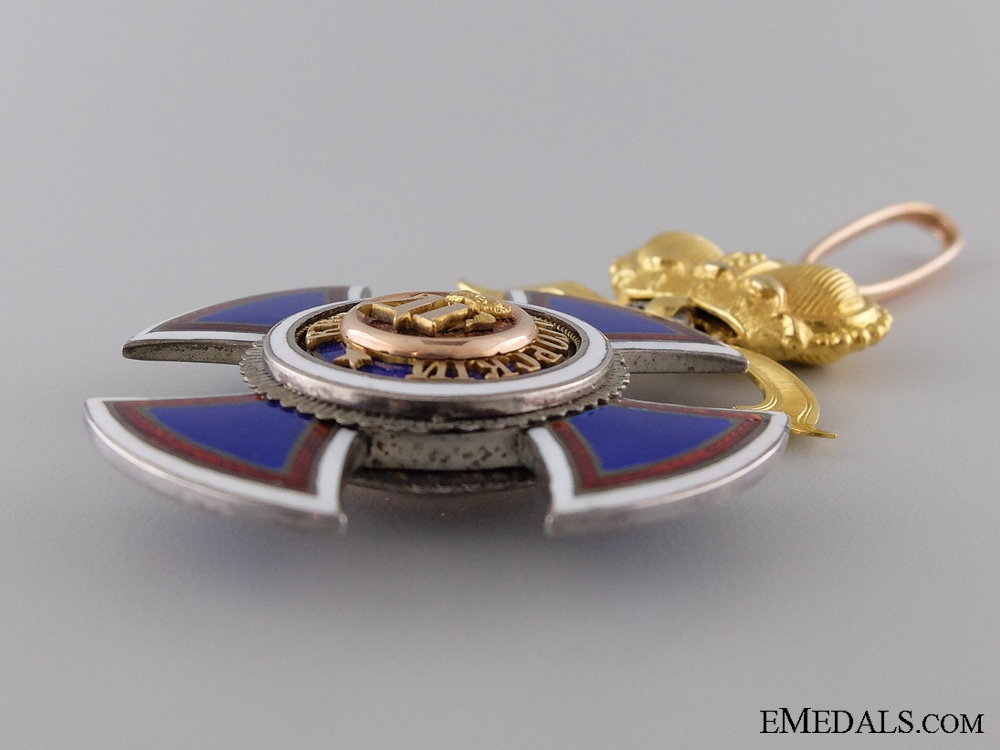 Order of Danilo by Vinc Mayer; Commander's Cross