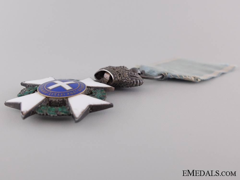 A Greek Order of the Redeemer; Knights Cross