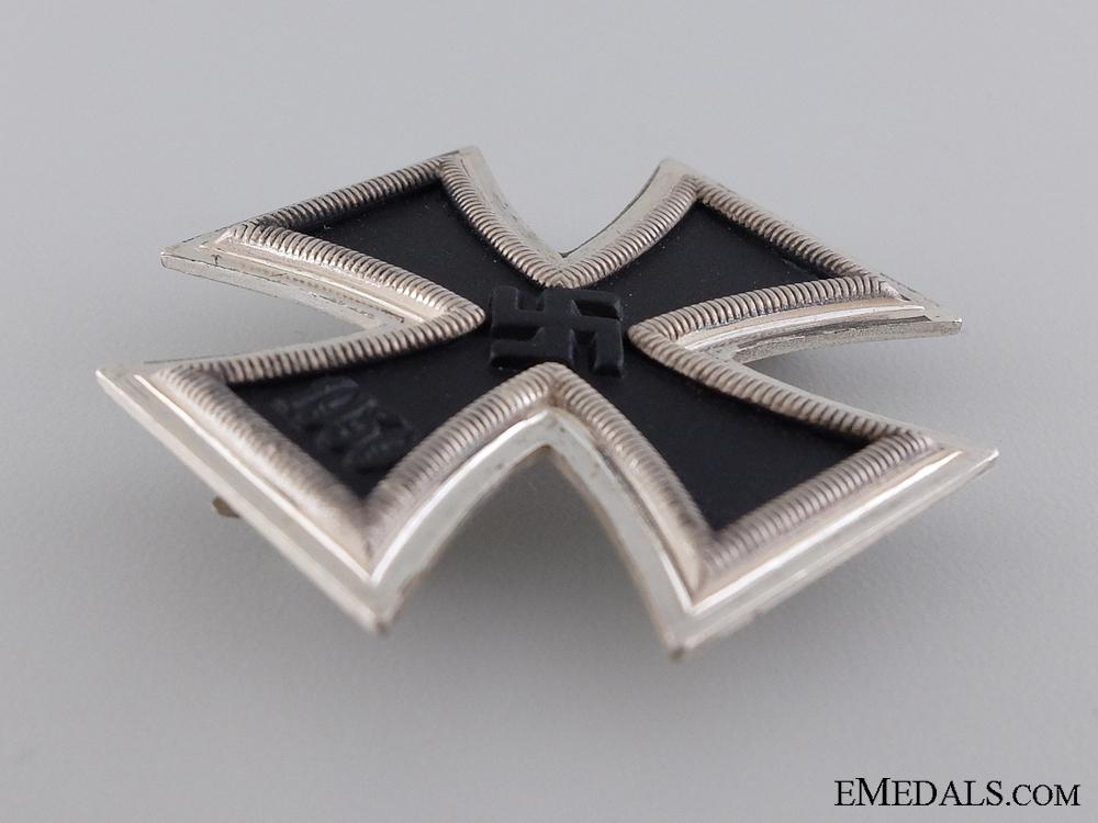 An Iron Cross 1st Class; Maker 6