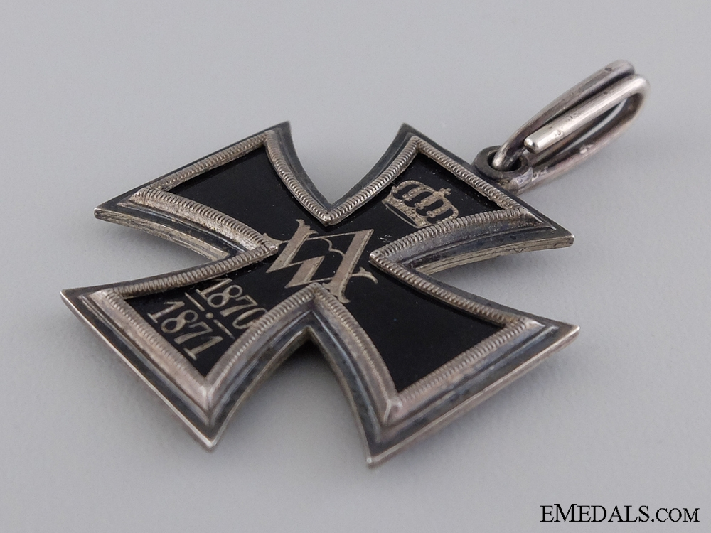 An Honor Cross for Ladies & Young Ladies 1870-71