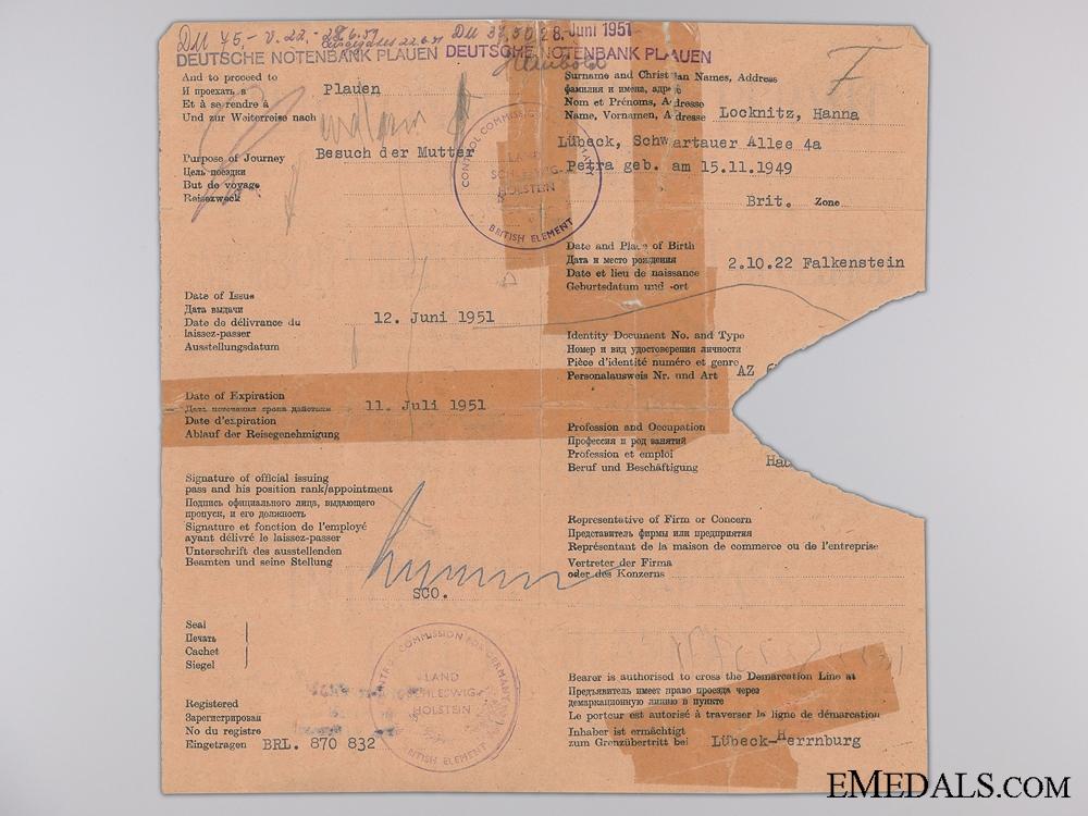 The Documents of Hanna Locknitz 1942