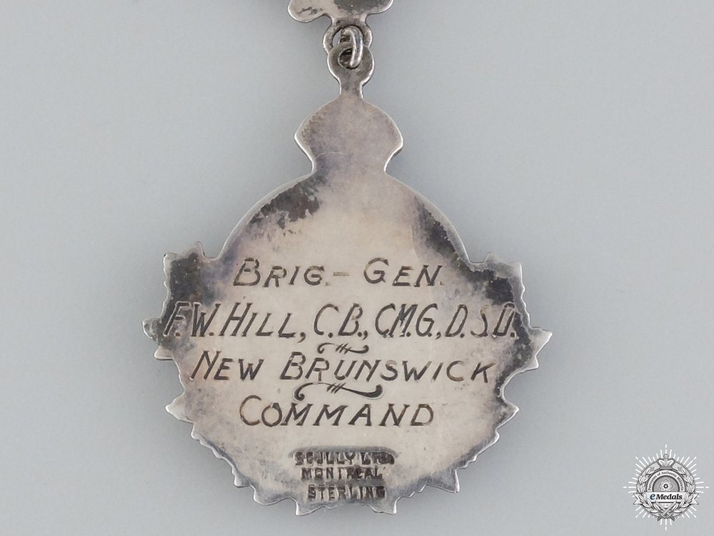 The Personal Effects of Brigadier-General Frederick W. Hill, C.B., C.M.G., D.S.O.