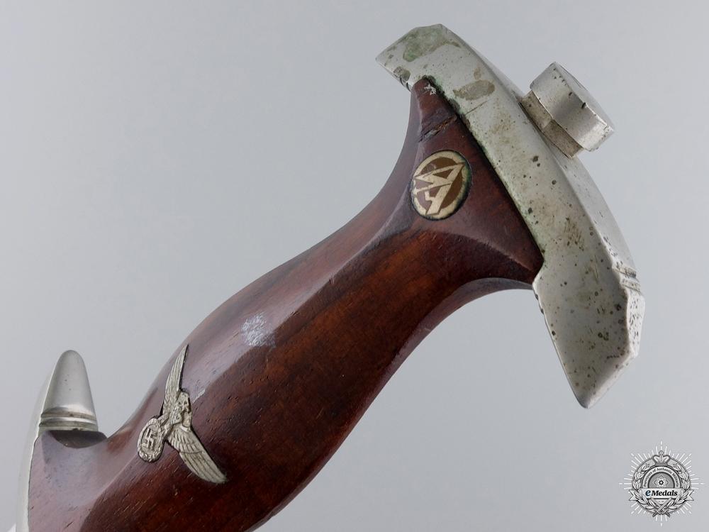 An SA Dagger by Wilhelm Kober & Co, Suhl