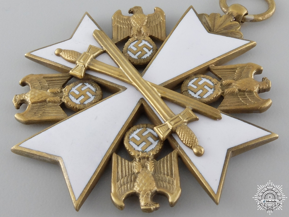 A German Eagle Order by Zimmermann