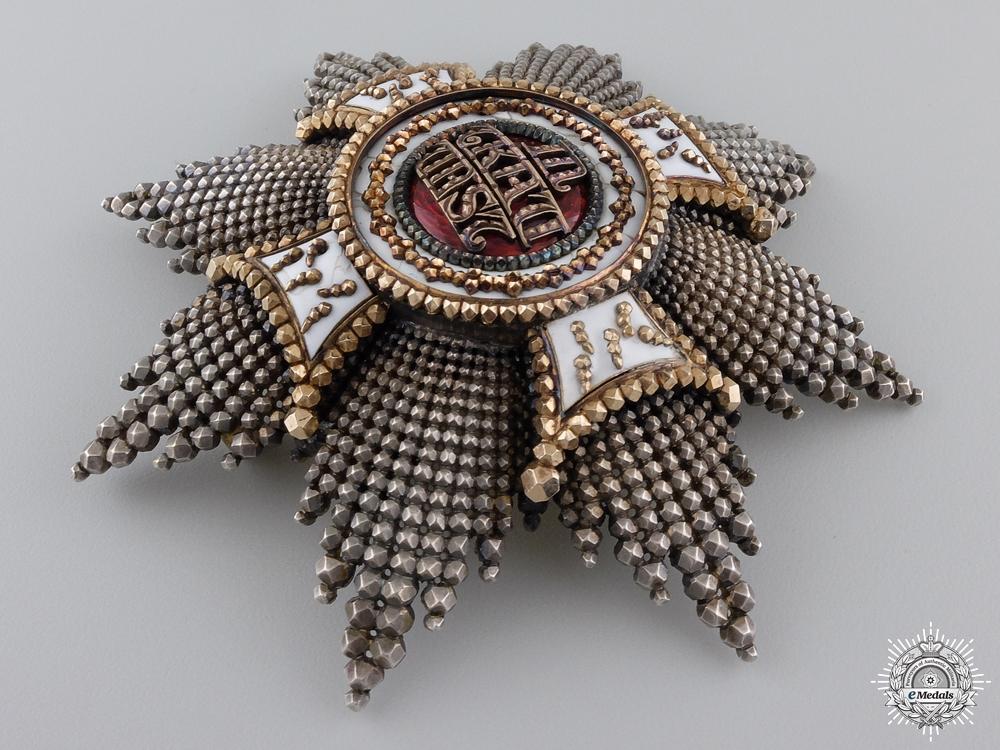 A Superb Bavarian Order of St. Hubert by Gebr. Hemmerle, Munchen