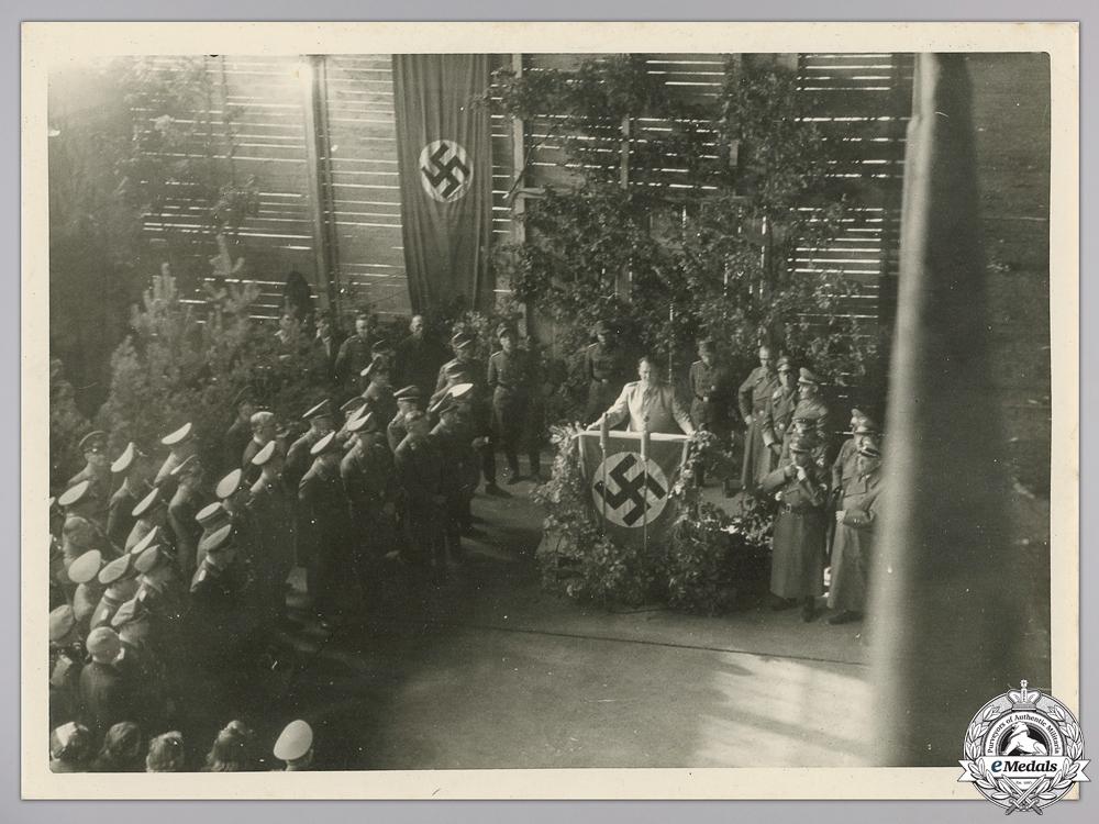 Rare Unpublished Peenemünde Photos of Hermann Göring