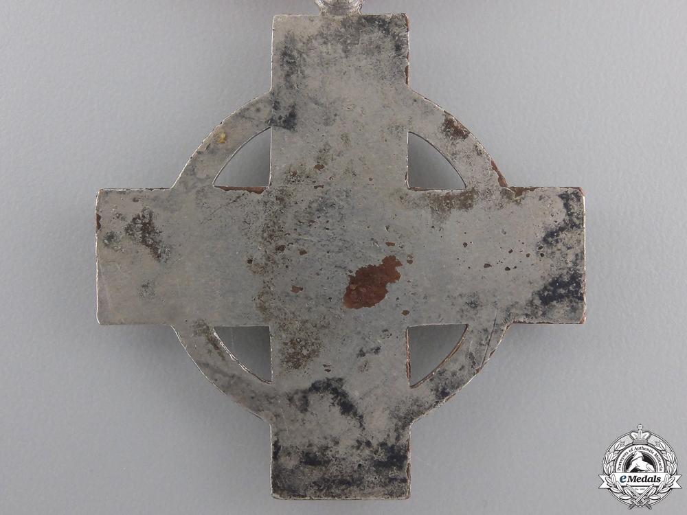 A Second War Period Fire Brigade Cross; 2nd Class
