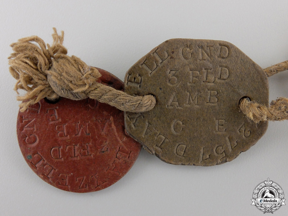 A First War Medal Group to the Canadian Army Medical Corps