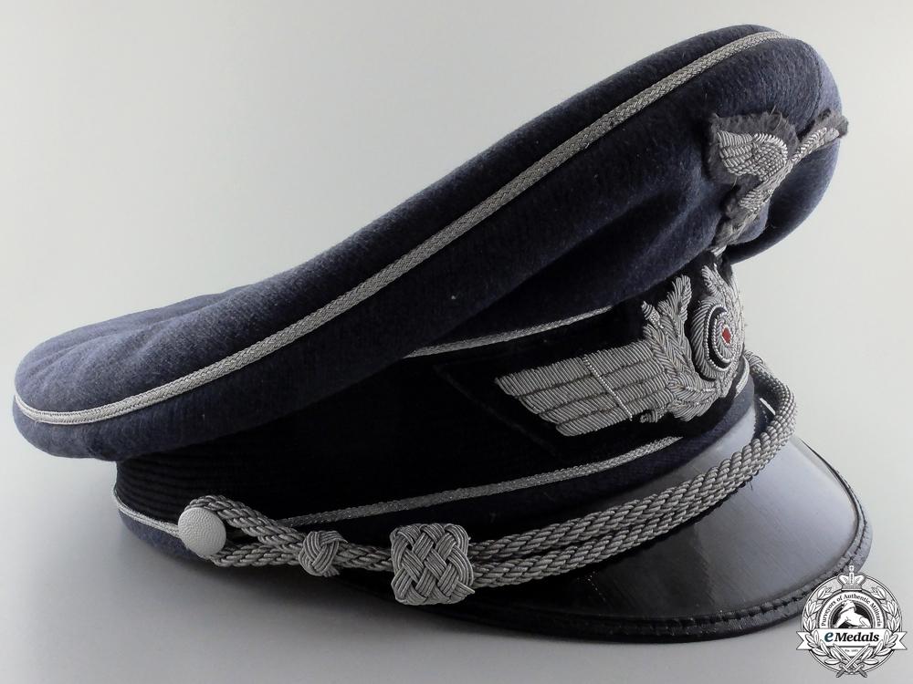 A Luftwaffe Officer's Visor