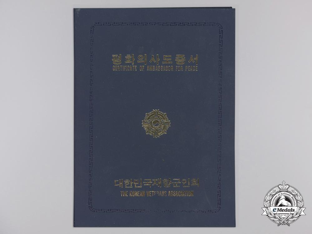 Canada. A British Empire & Korea Campaign Medal Group