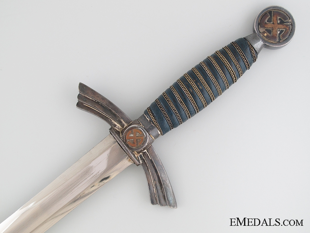 A First Pattern Dagger by Kirschbaum & Co