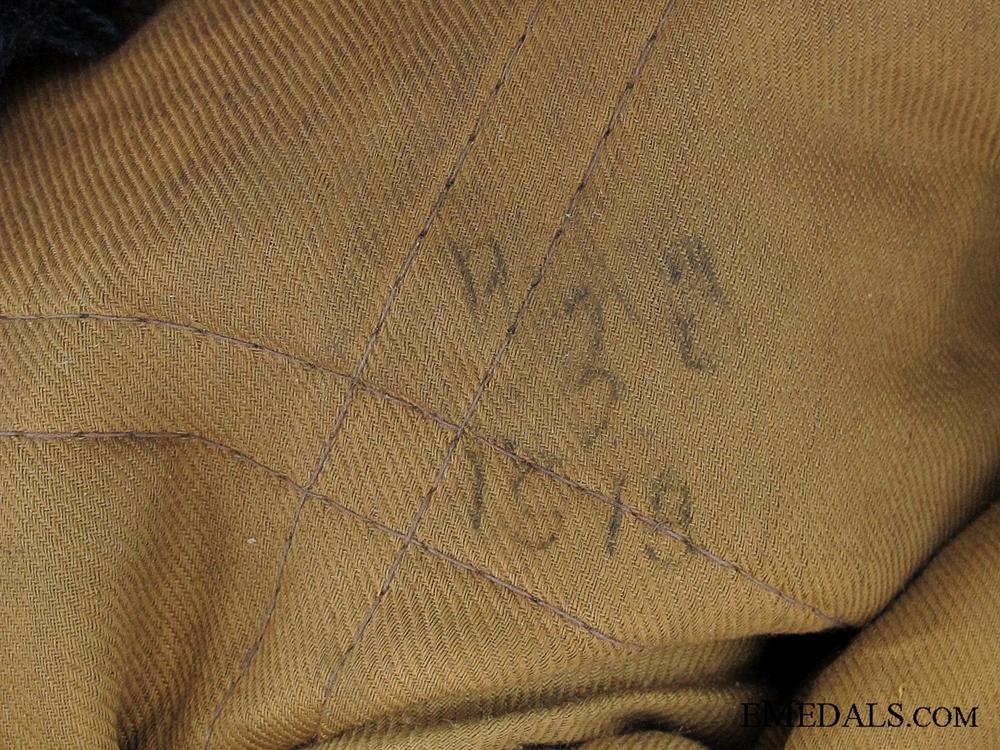 A Rare WWI 72nd Battalion Balmoral 1918