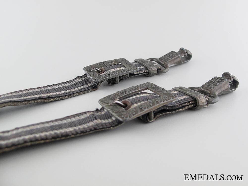 Luftwaffe Dagger Hangers D.R.G.M.