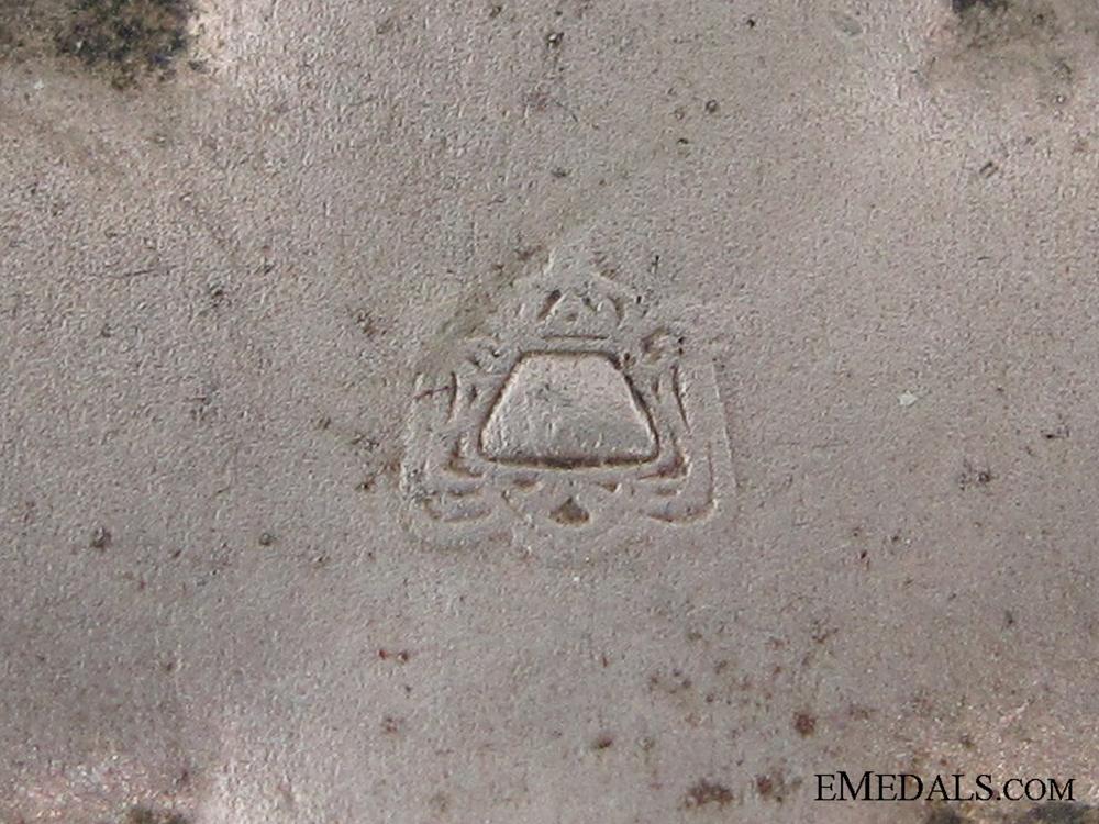 Unusual Cased Iron Cross 1st. Class 1914