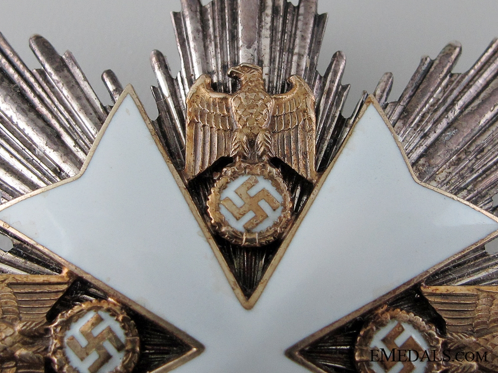 The Order of the German Eagle Grand Cross Breast Star