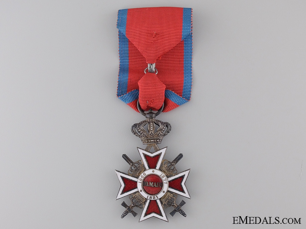 The Order of the Crown of Romania; Knight