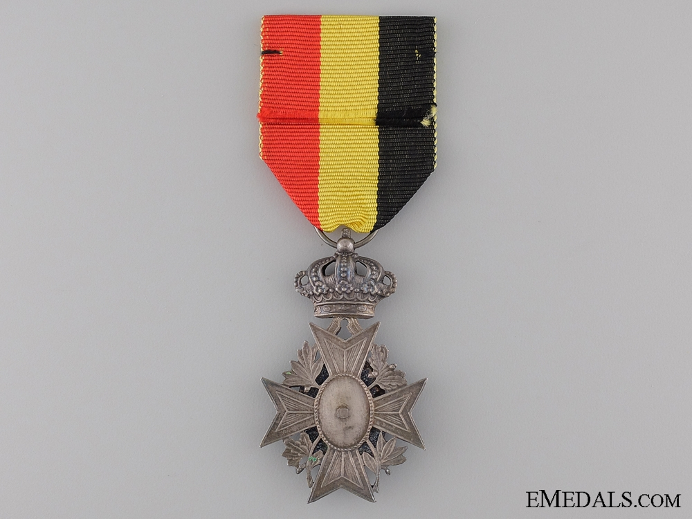 A Belgian Special Decoration for Industry and Agriculture; 2nd Class