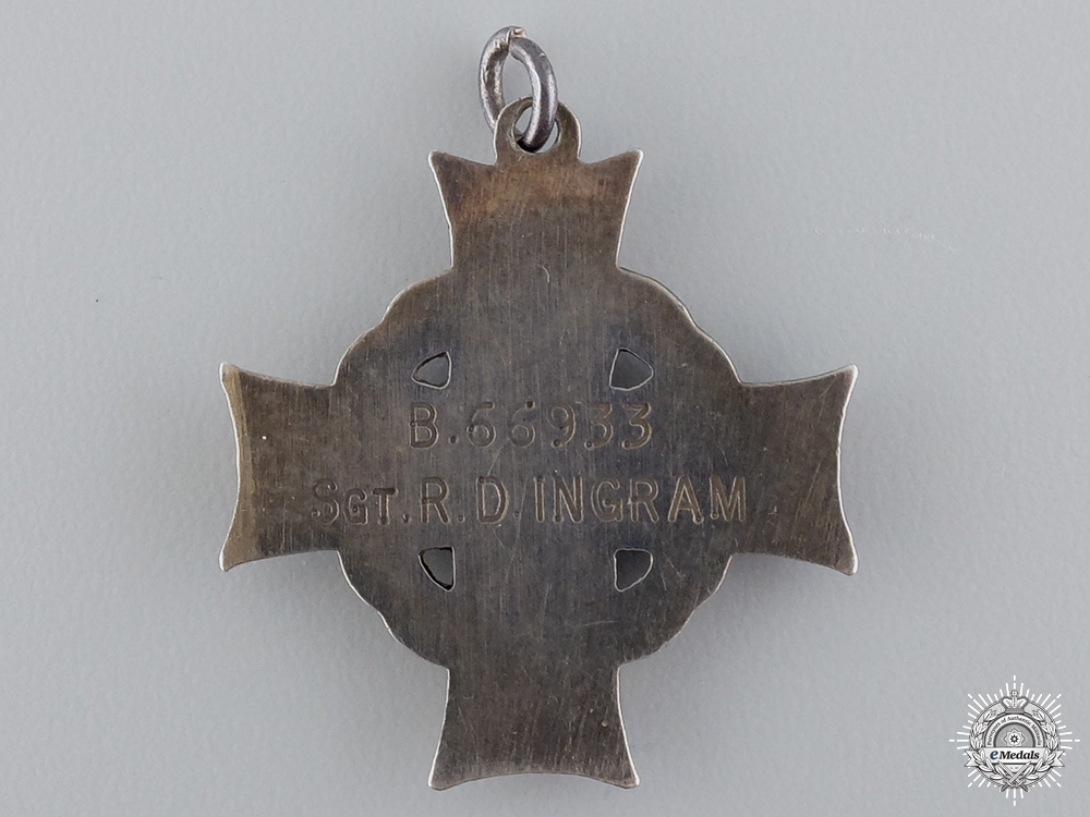 The Memorial Group to Sg.t Ingram; Brothers at Dieppe
