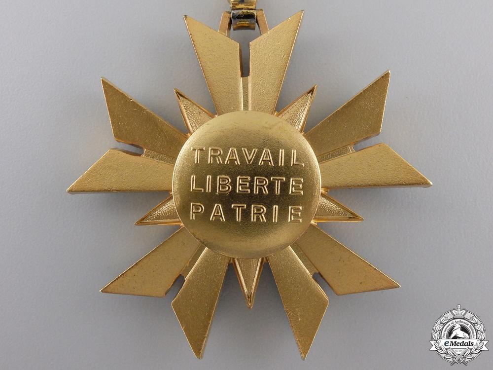A National Order of Merit of Togo; Commander