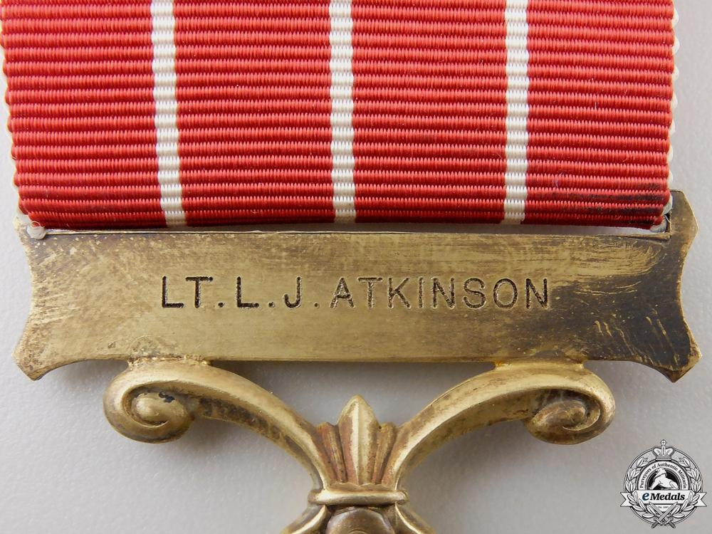 A BEM Second War Group to Atkinson