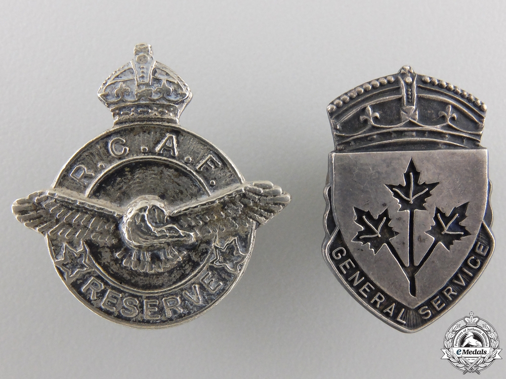 Second War Canadian Awards to 437 Squadron