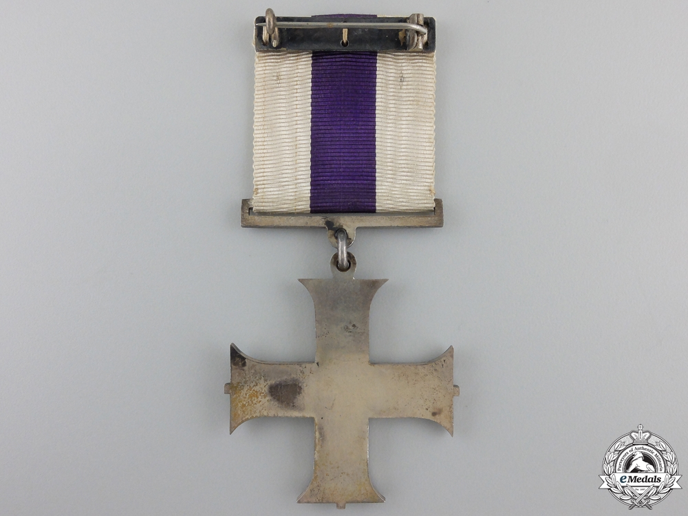 A 19th Battalion Military Cross Group for Gallantry on Hill 70