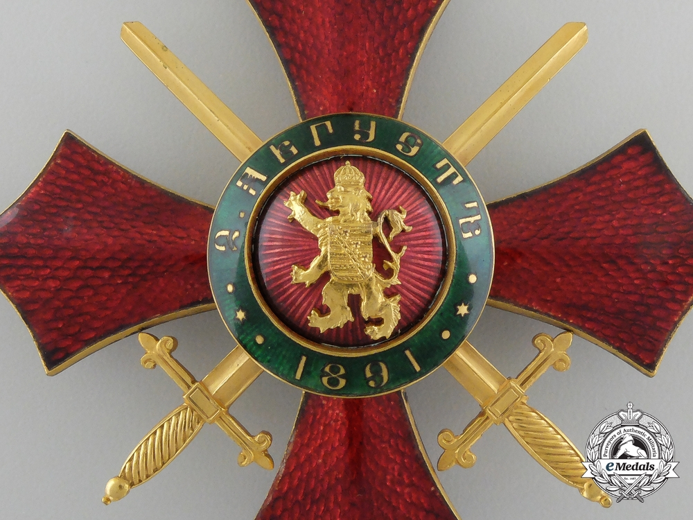 An Order of Military Merit; Grand Cross by Johann Schwerdtner