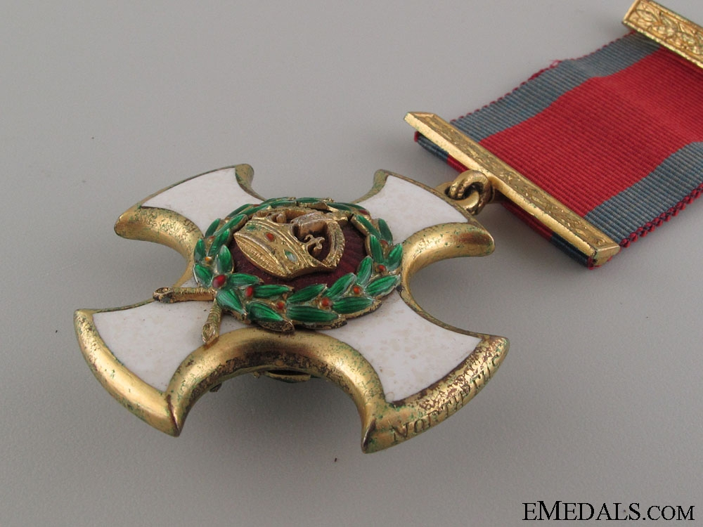 A WWI Distinguished Service Order - Named