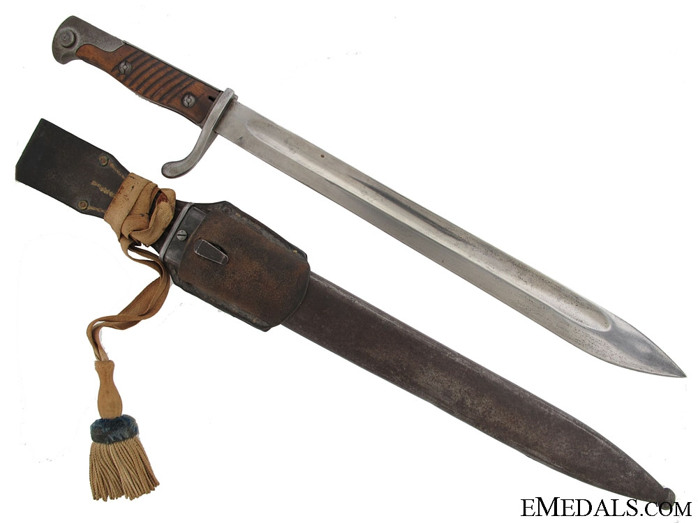 "WWI ""Butcher"" Bayonet to the 4th Company"