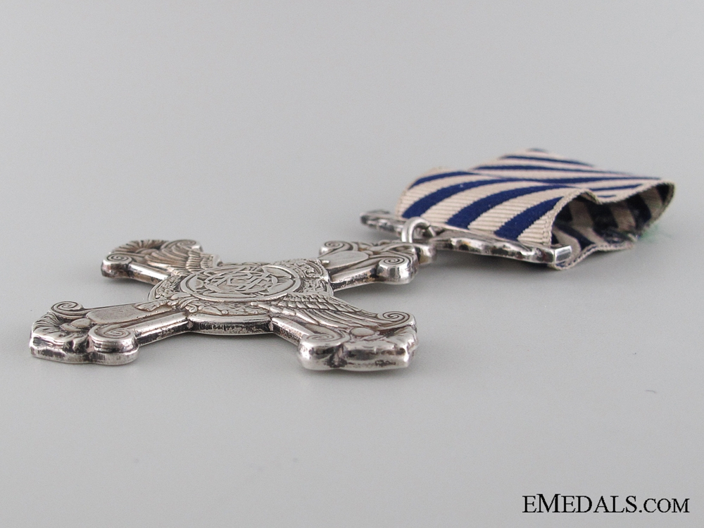 A 1944 431 Squadron Distinguished Flying Cross for JU-88 Kill