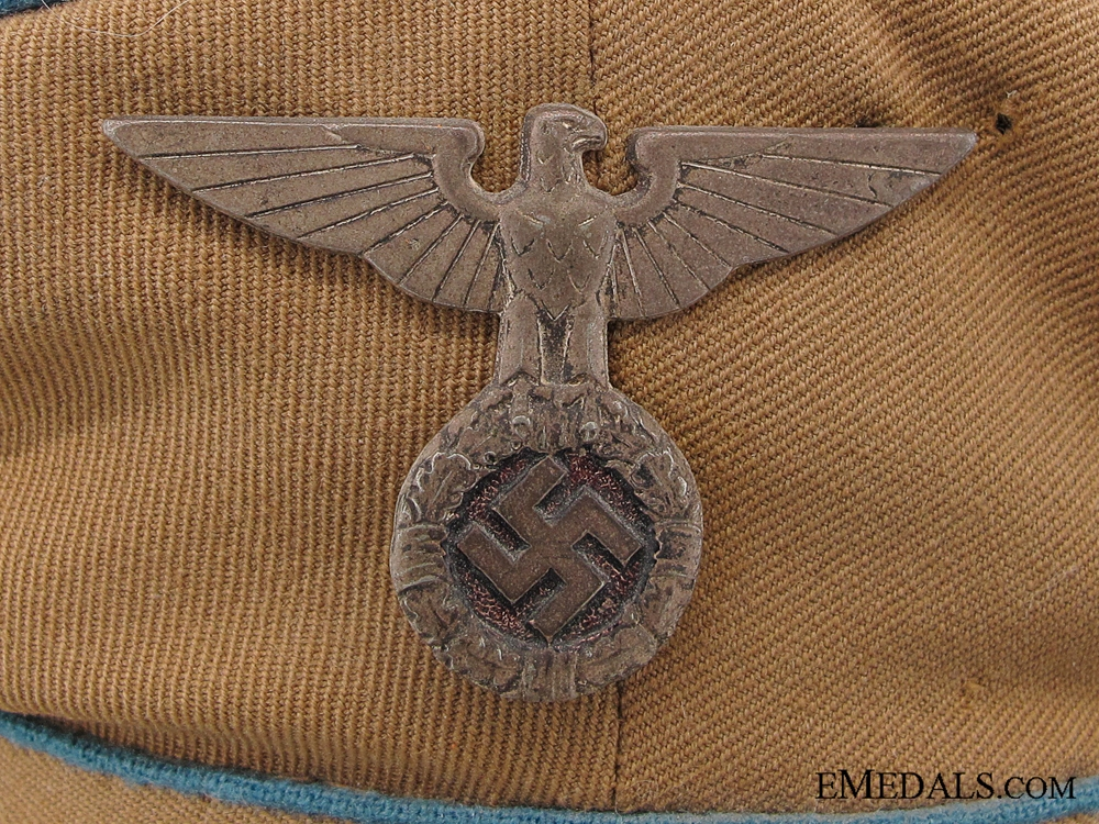 NSDAP Local Group Leader (Ortsgruppenleiter) Pre-1939 Visor